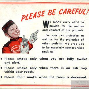 1950 Little Johnny Hospital Sign