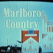 1967 Still Frame Photo of Marlboro TV Ad