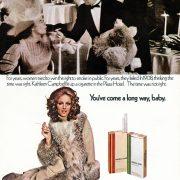 1971 02 Met Opera Program Virginia Slims Ad