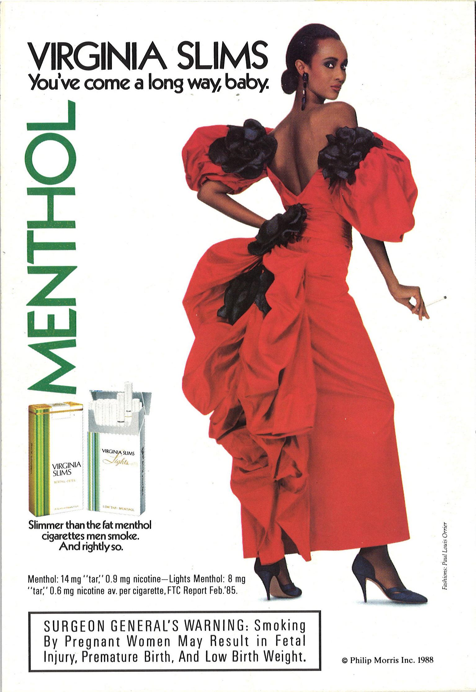1988 01 18 Jet Virginia Slims Ad