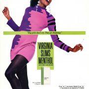 1991 11 Ebony Virginia Slims Ad Big Girls Dont Cry