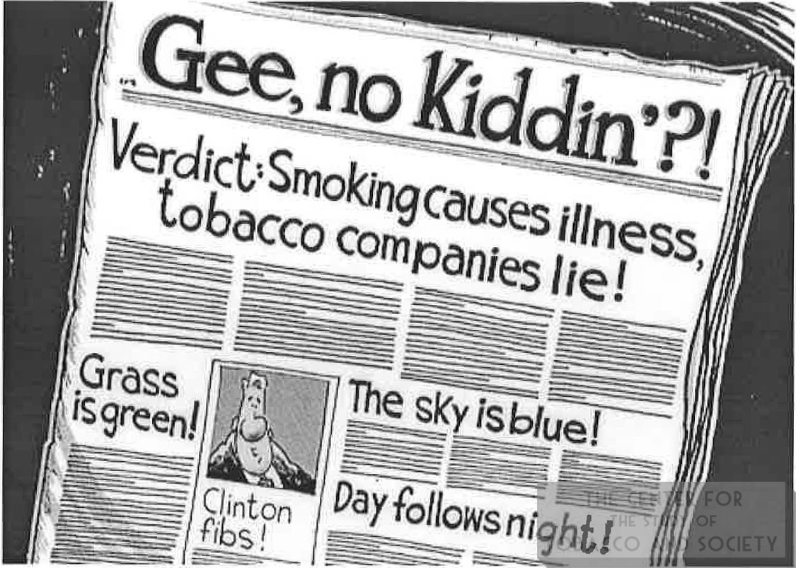 1998 Thompson Cartoon Gee No Kiddin edited 1