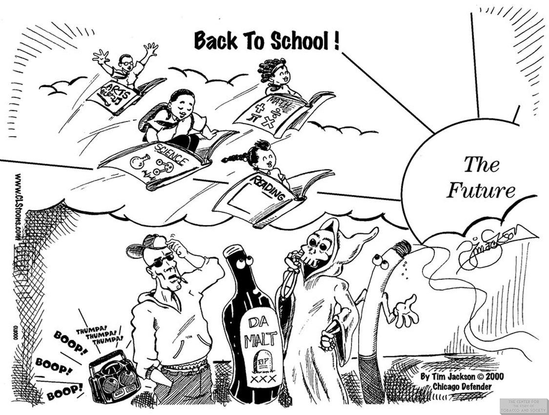 2000 Tim Jackson Back to School
