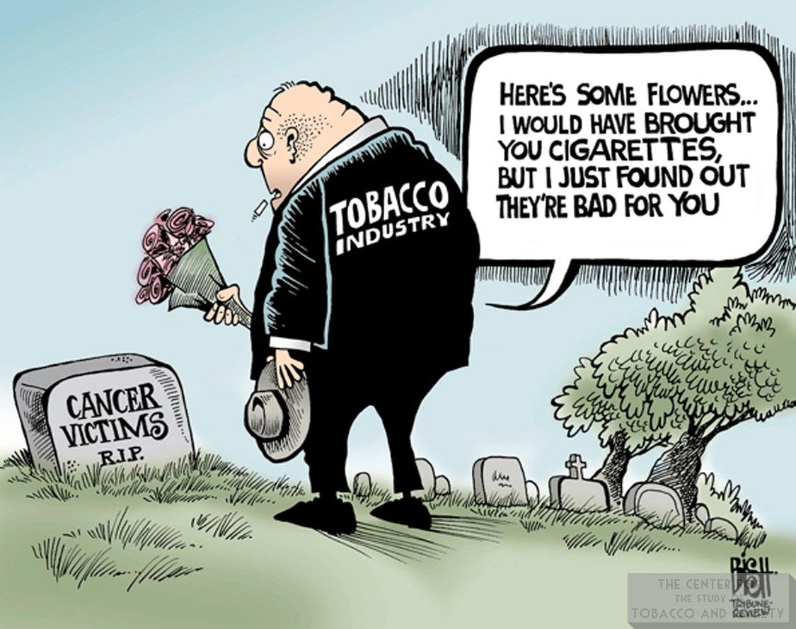 Bish Cartoon Cancer Victims RIP 1