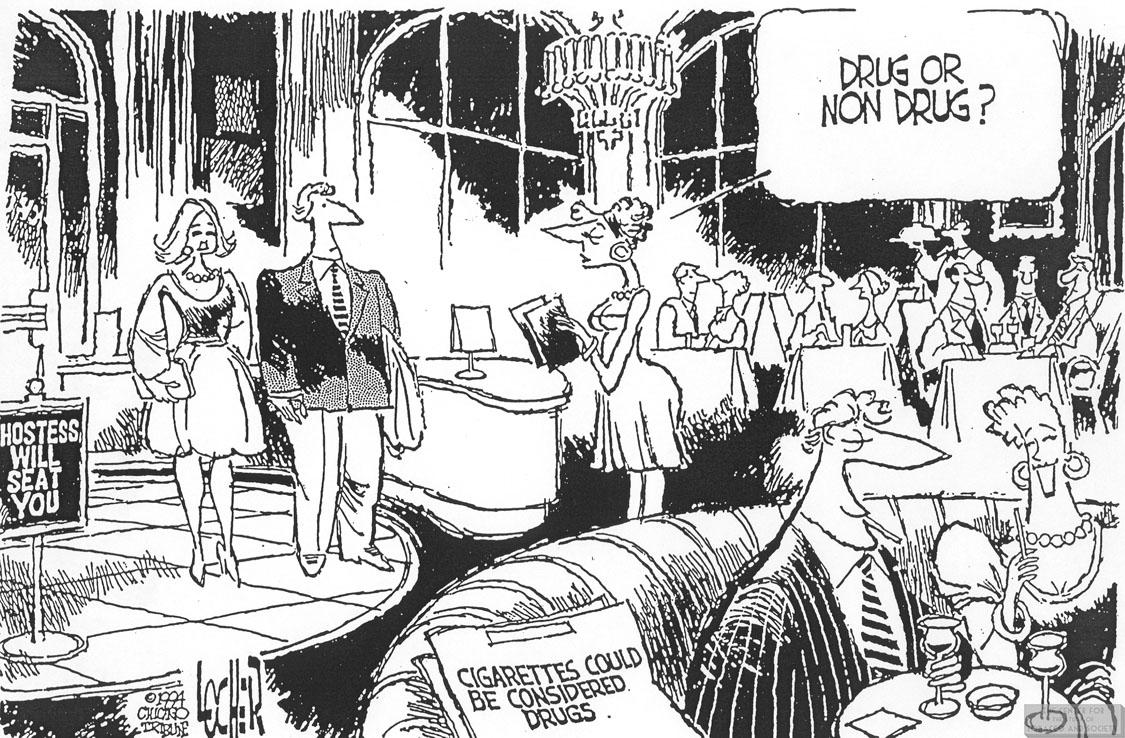 Locher Cartoon Drug or Non Drug 1
