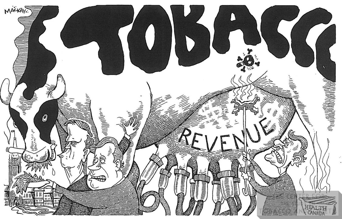MacKay Cartoon Tobacco Cash Cow 2