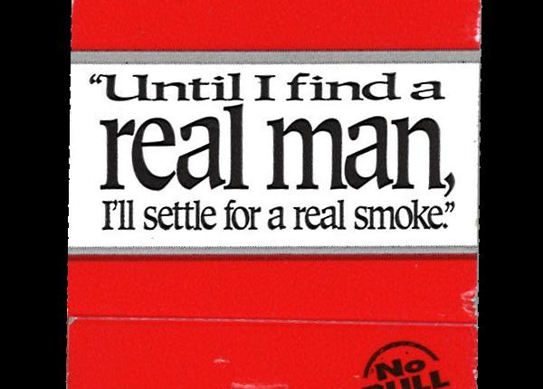 Until I Find a Real Man