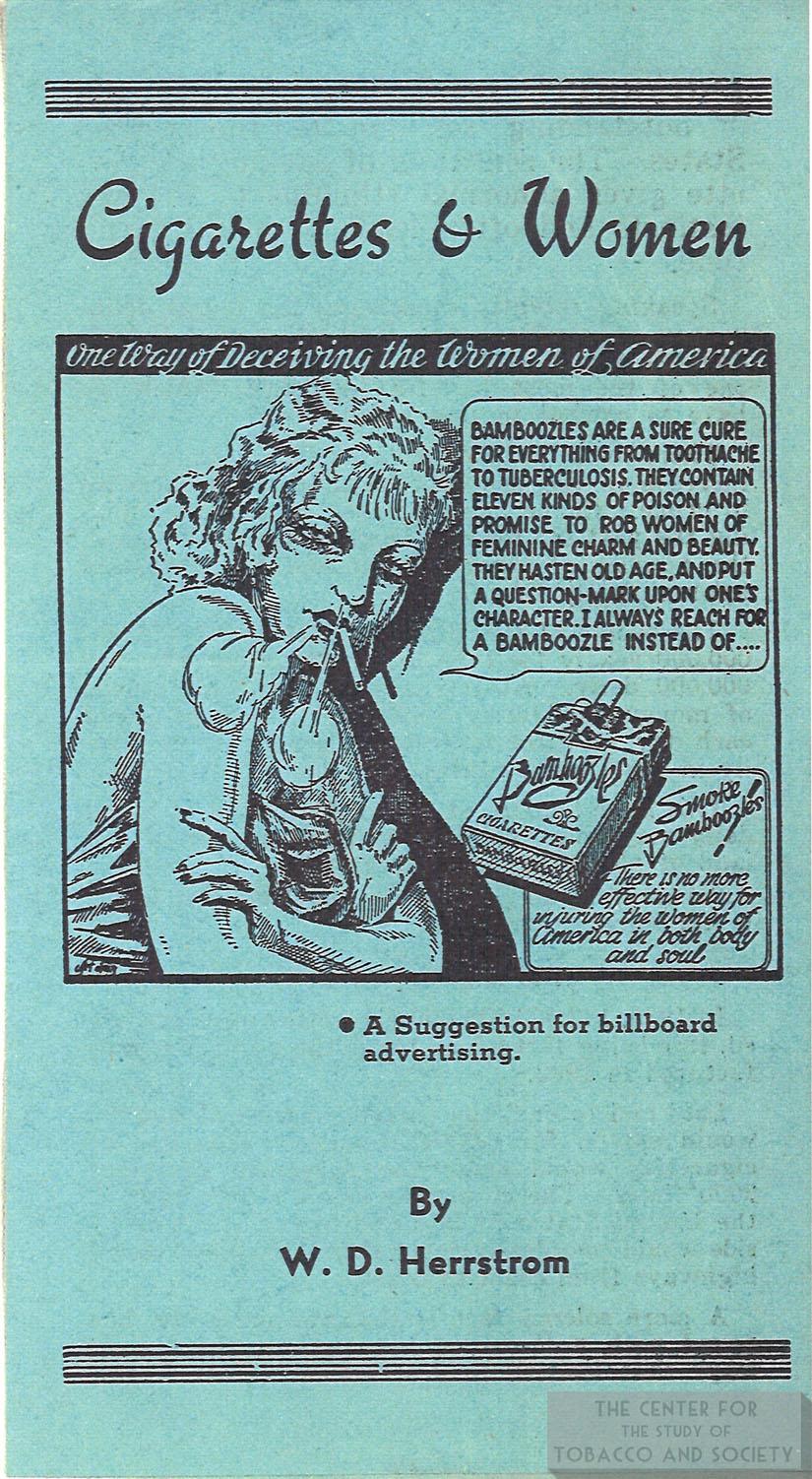 n.d. Cigs Women Vintage Tract 1 1