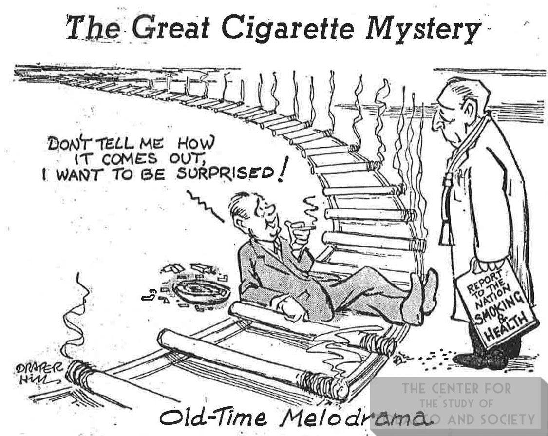 1965 The Great Cigarette Mystery