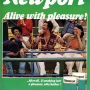 1974 Newport Ad Why Bother