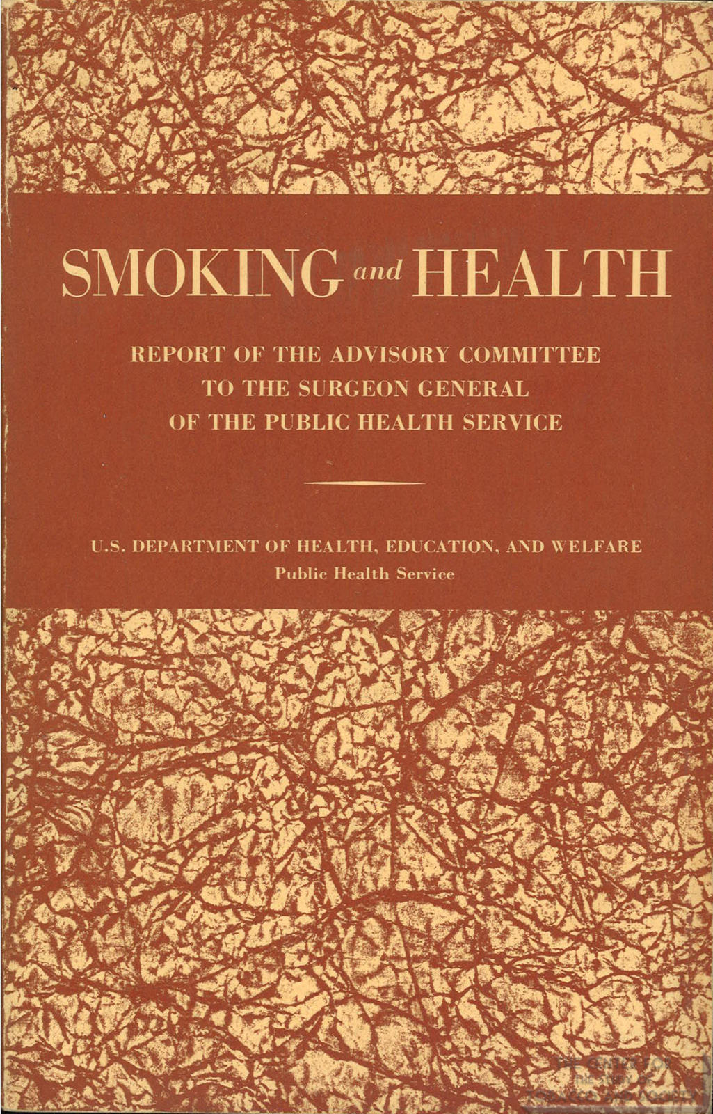 Image result for u.s. surgeon announcement on smoking on 1964