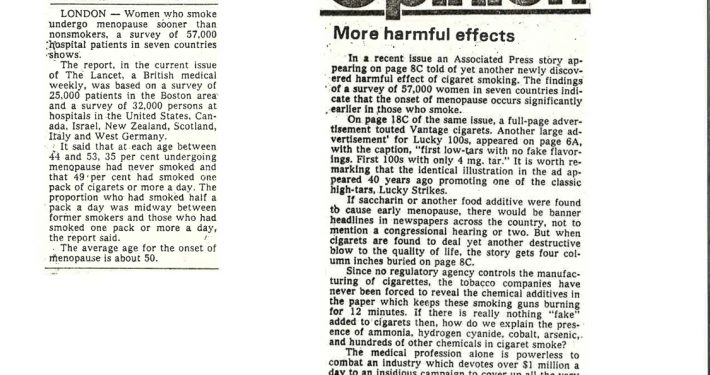 1977 Miami News More Harmful Effects AB Article