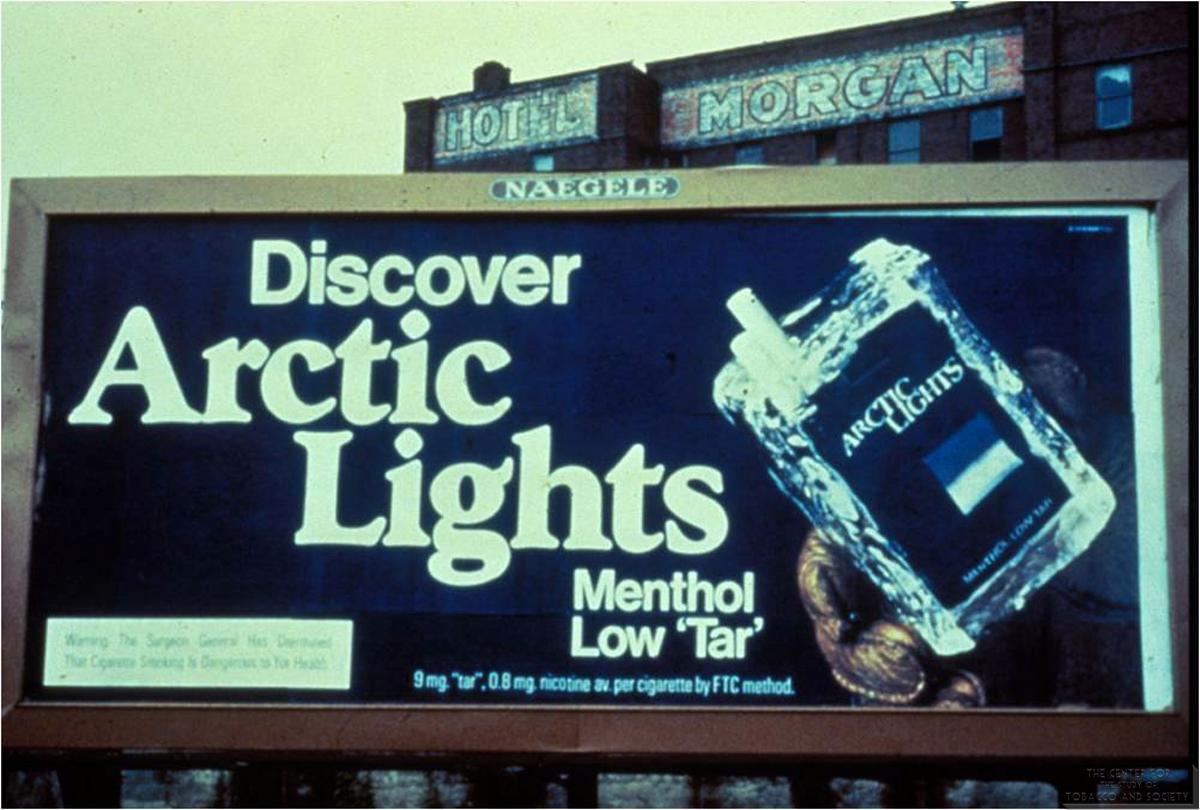 1978 Arctic Lights Billboard