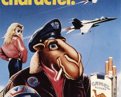 1988 09 08 Rolling Stone Camel Ad Smooth Character