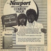 1990 09 08 Houston Forward Times Newport Comedy Hour Ad