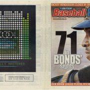 2001 09 12 Baseball Weekly Kool Ad Digitally Mastered