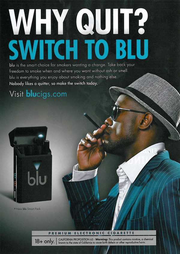 2014 Blu Ad Why Quit