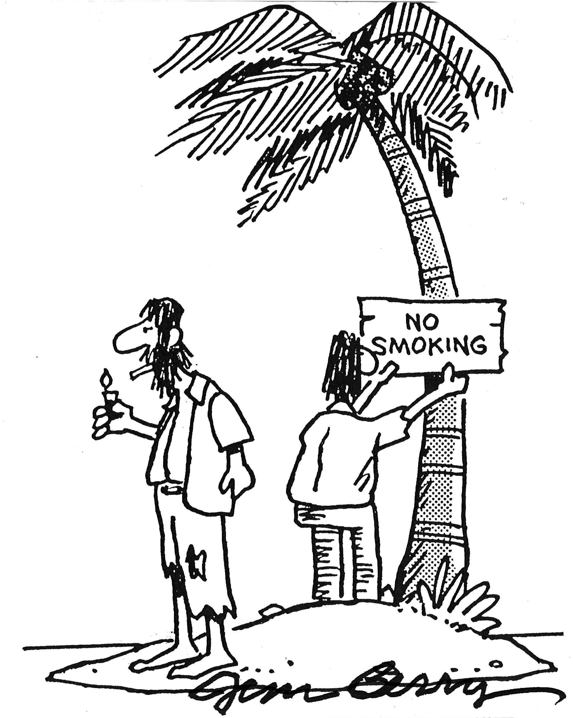 n.d. Jim Berry No Smoking