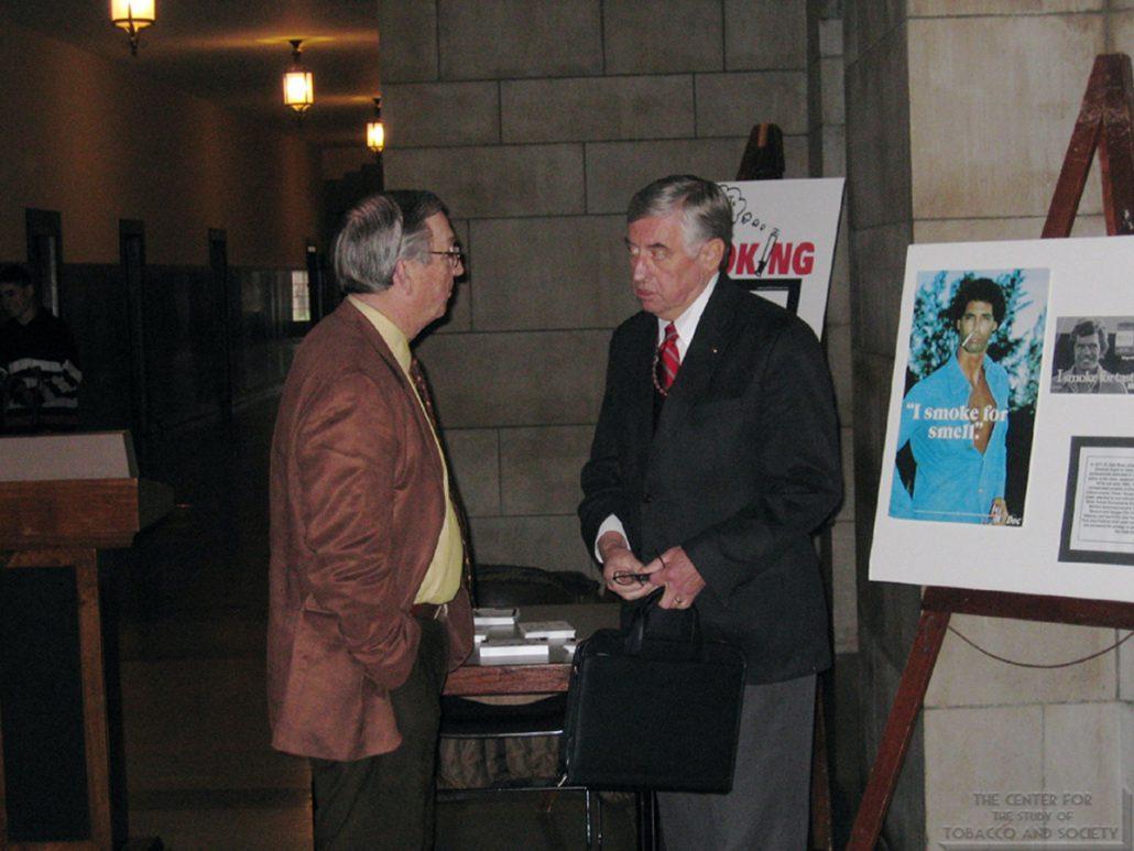 2007 04 11 Nebraska News Conference Photo 14