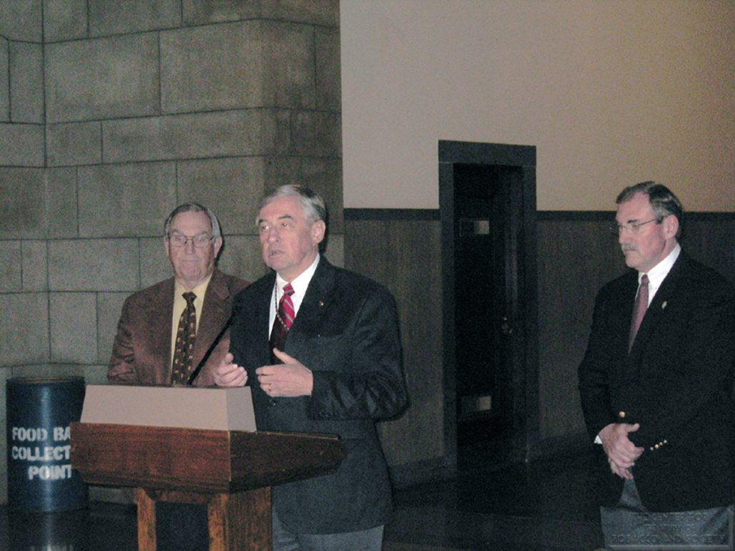 2007 04 11 Nebraska News Conference Photo 18