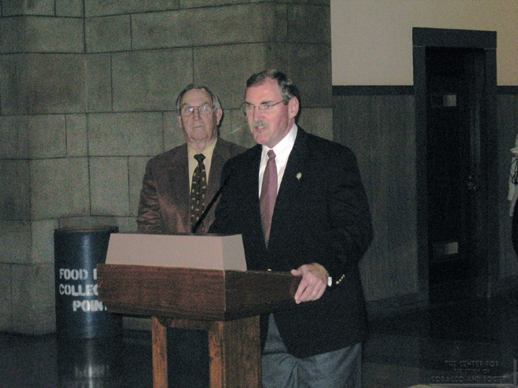 2007 04 11 Nebraska News Conference Photo 19