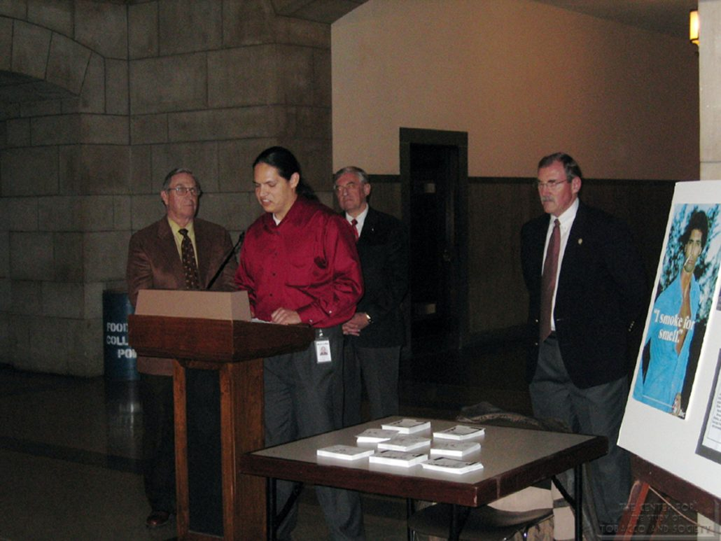 2007 04 11 Nebraska News Conference Photo 23