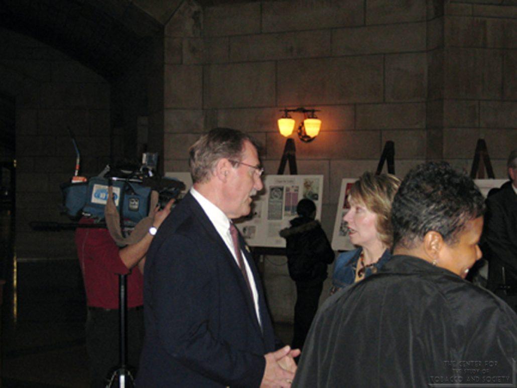 2007 04 11 Nebraska News Conference Photo 8
