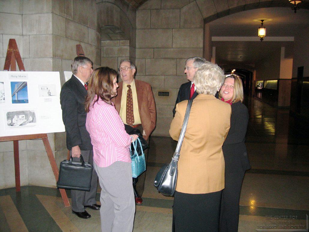 2007 04 11 Nebraska News Conference Photo 9