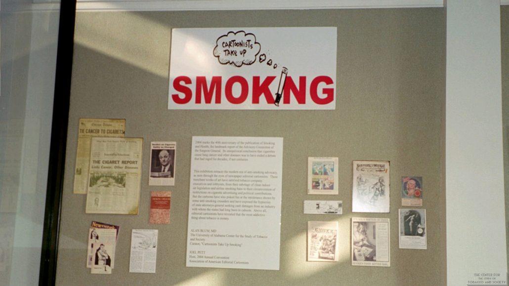 AL Museum of Nat. History Cartoonists Exhibit Photo 13