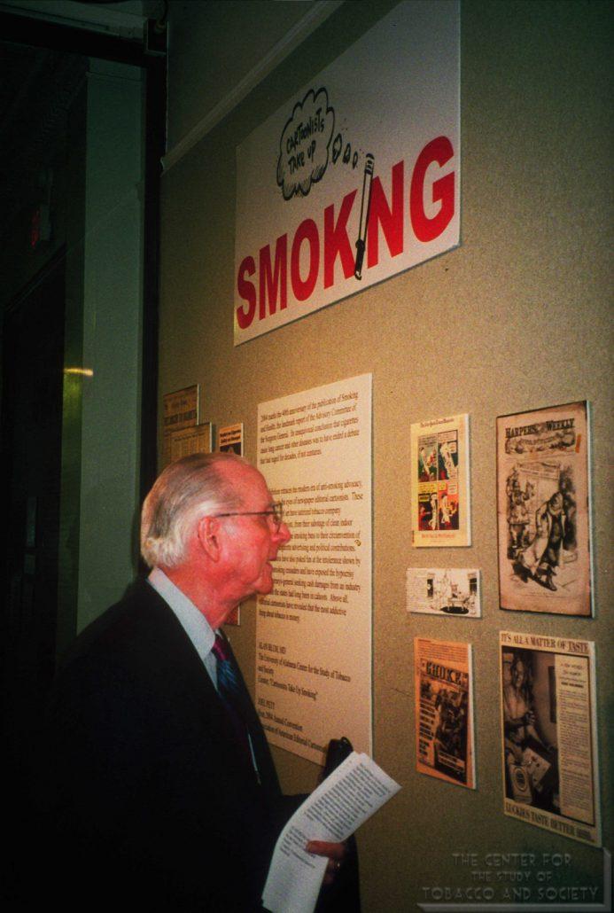 AL Museum of Nat. History Cartoonists Exhibit Photo 15 Chad Brooks 1