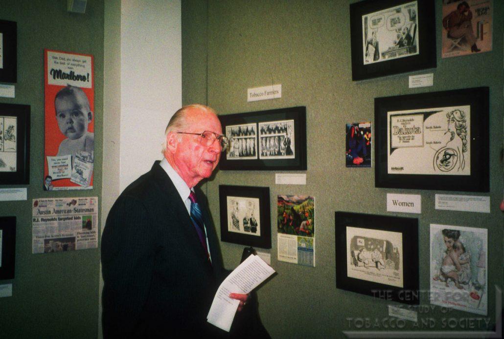 AL Museum of Nat. History Cartoonists Exhibit Photo 16 Chad Brooks 2
