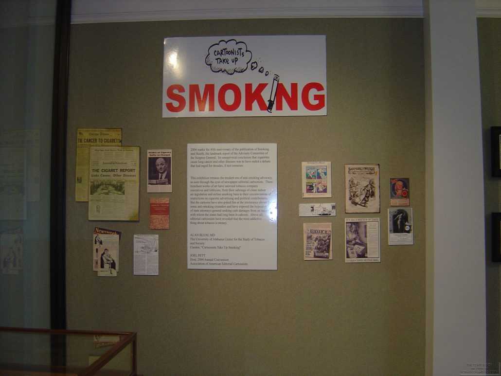 AL Museum of Nat. History Cartoonists Exhibit Photo 17
