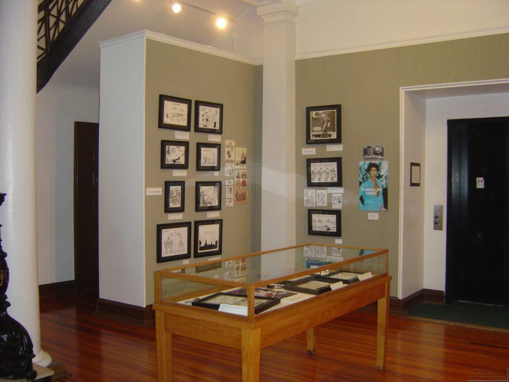 AL Museum of Nat. History Cartoonists Exhibit Photo 18