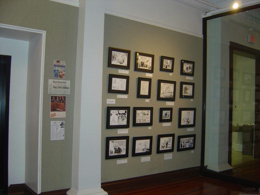 AL Museum of Nat. History Cartoonists Exhibit Photo 21
