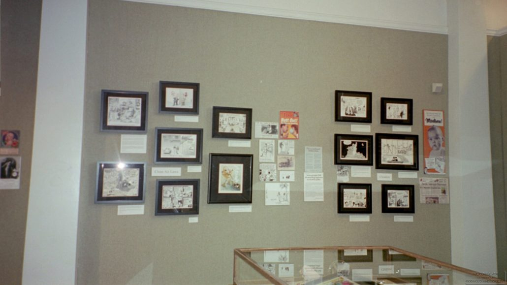 AL Museum of Nat. History Cartoonists Exhibit Photo 3