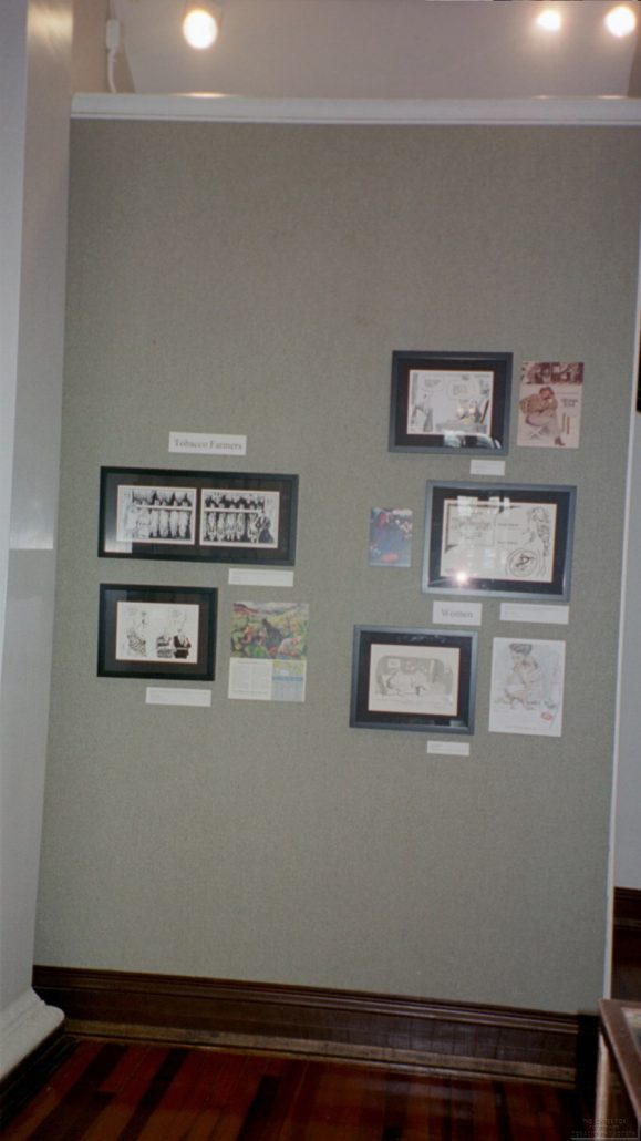 AL Museum of Nat. History Cartoonists Exhibit Photo 4