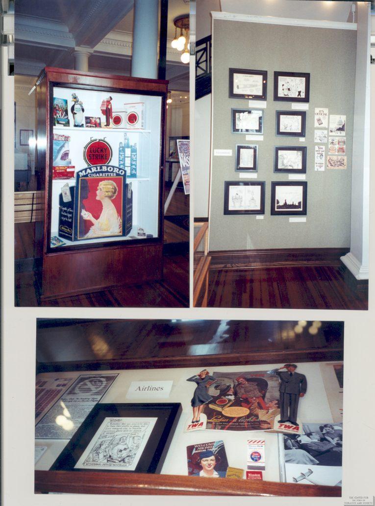 AL Museum of Nat. History Cartoonists Exhibit Photo 9