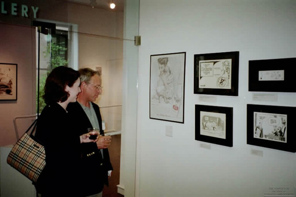 Ann Tower Gallery Cartoonists Exhibit 10