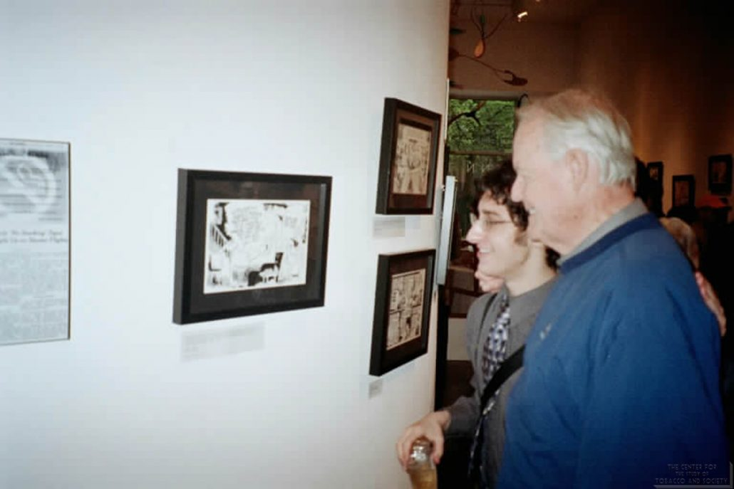 Ann Tower Gallery Cartoonists Exhibit 11