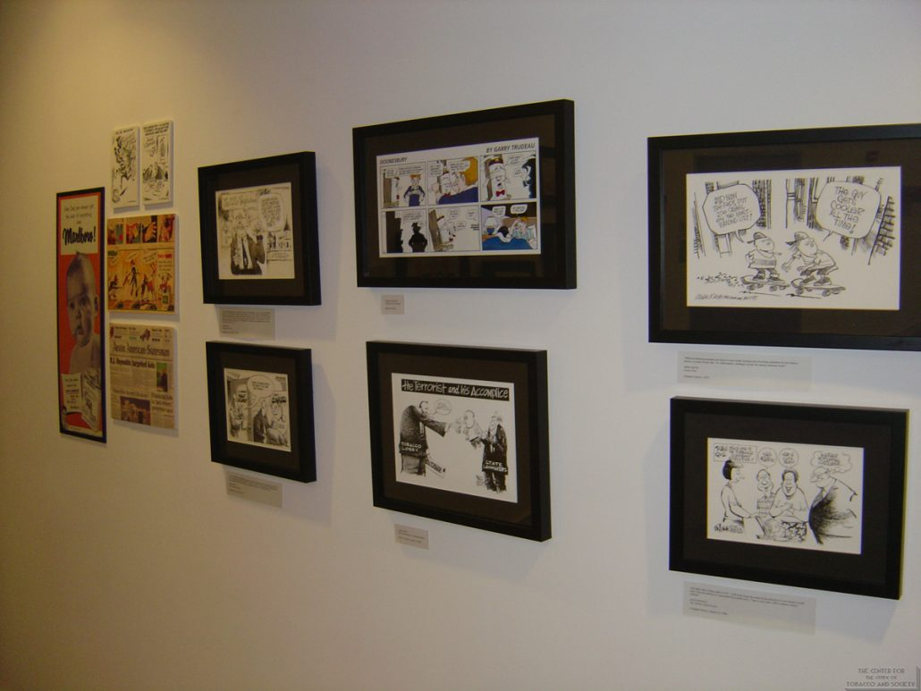 Ann Tower Gallery Cartoonists Exhibit 18