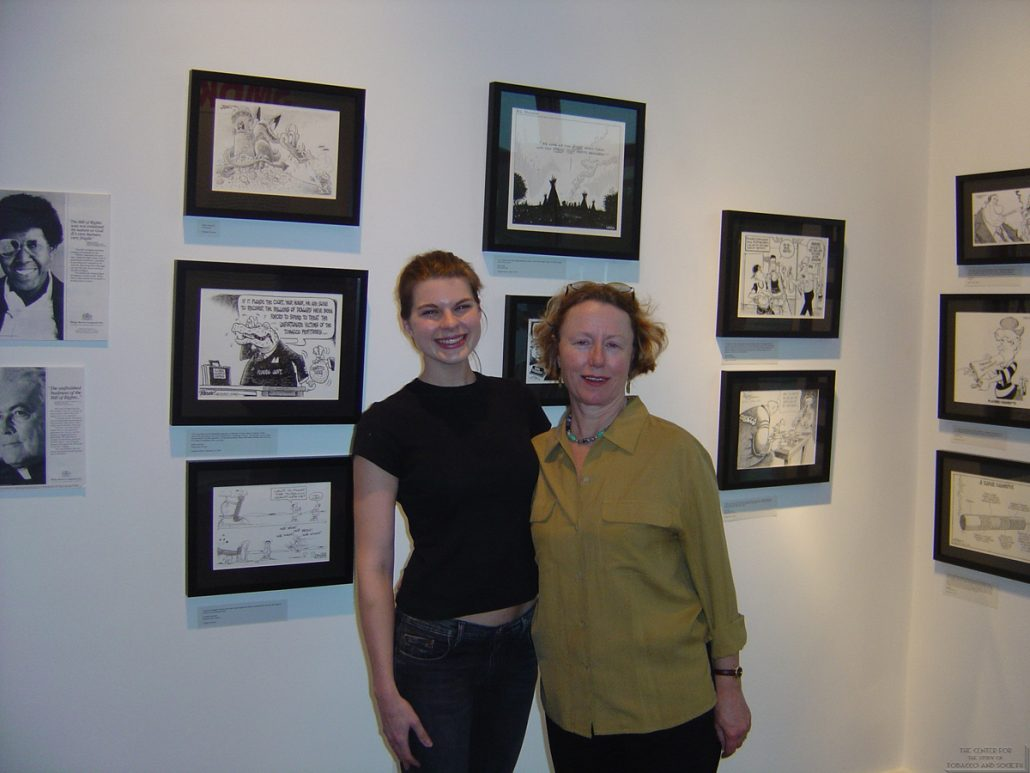 Ann Tower Gallery Cartoonists Exhibit 19