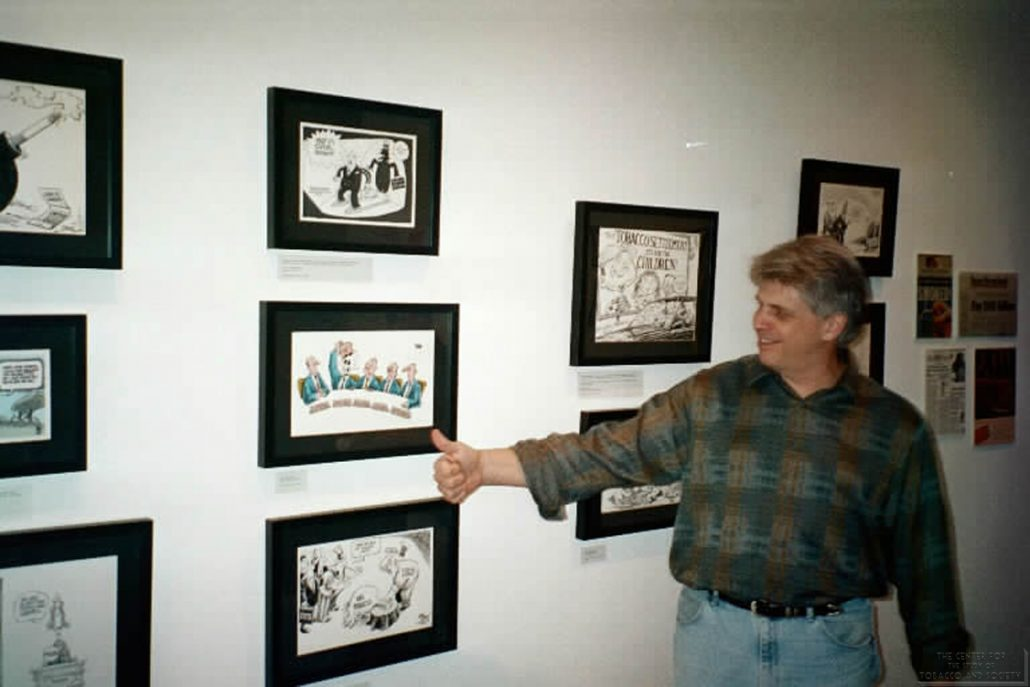 Ann Tower Gallery Cartoonists Exhibit 2