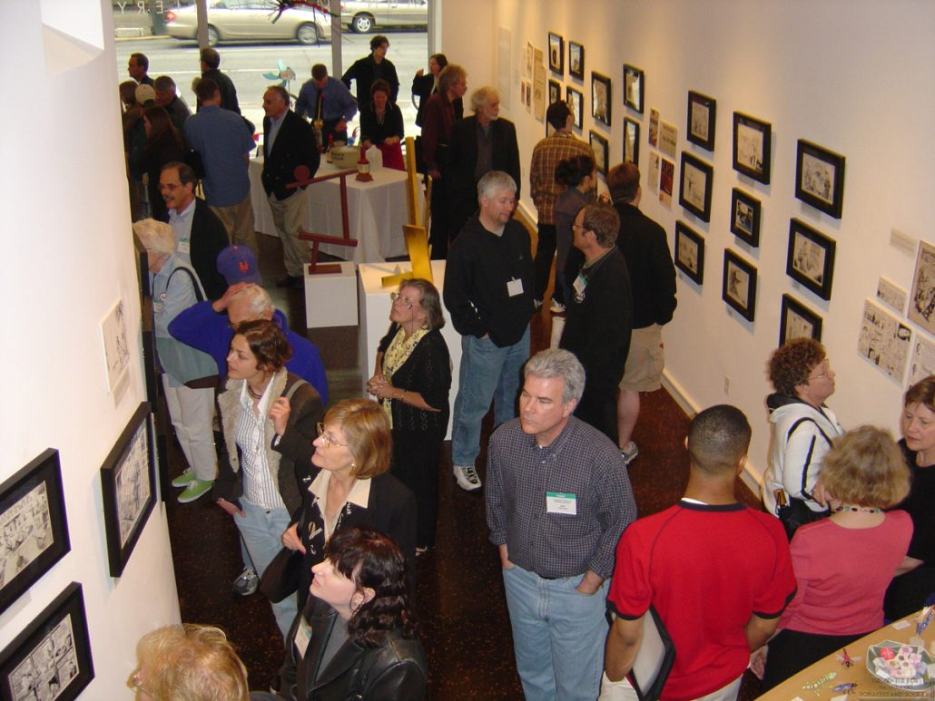 Ann Tower Gallery Cartoonists Exhibit 26