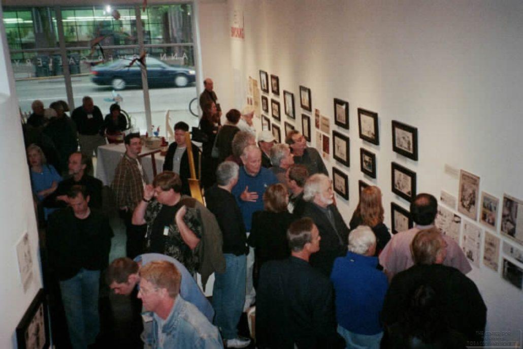 Ann Tower Gallery Cartoonists Exhibit 7
