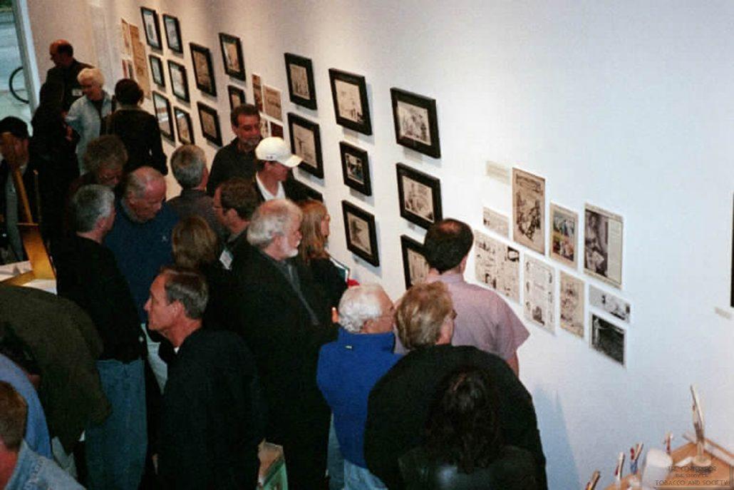 Ann Tower Gallery Cartoonists Exhibit 8