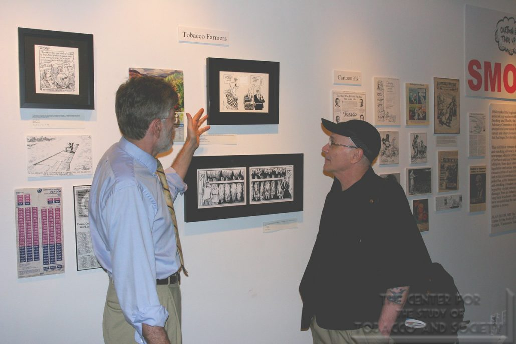ArtPatch Artworks Gallery Cartoonists Exhibit Photo 1