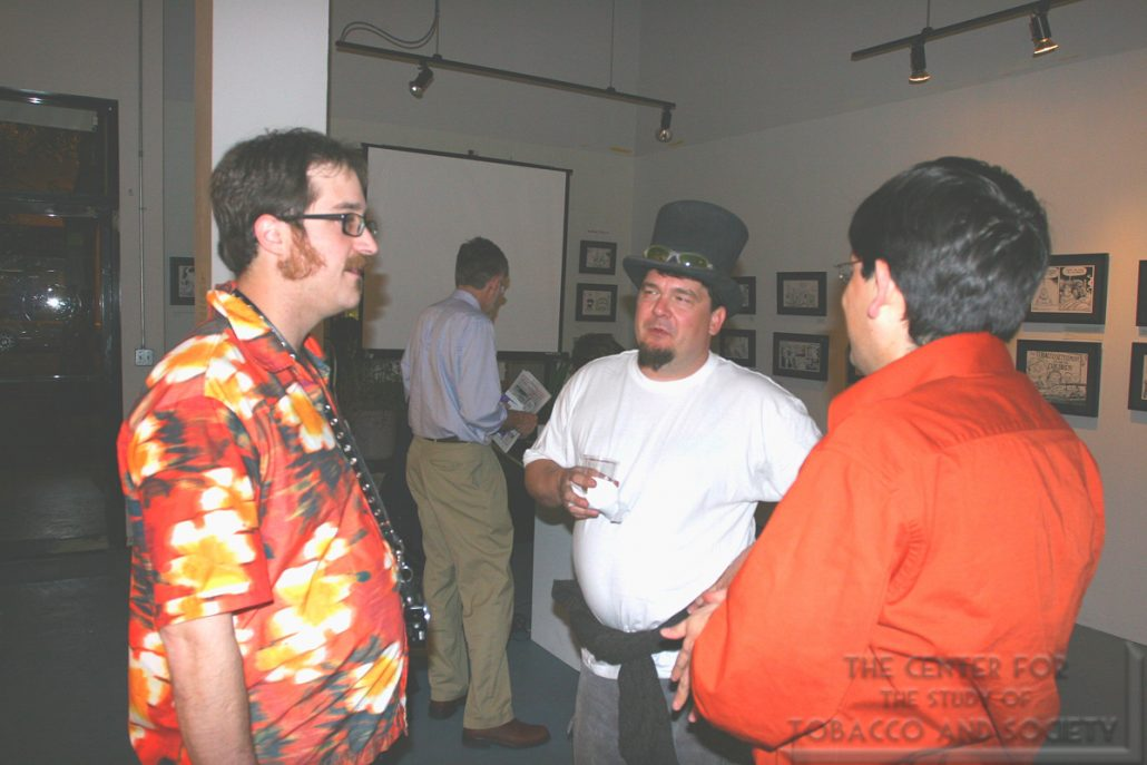 ArtPatch Artworks Gallery Cartoonists Exhibit Photo 16