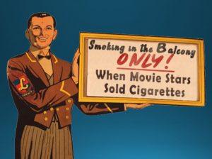SmokingInTheBalconyOnly Title Slide
