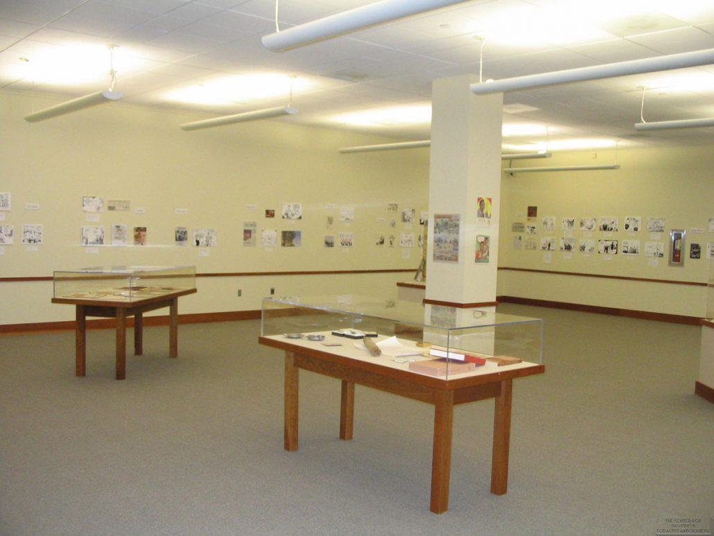 UAB Cartoonists Exhibit Photo 3