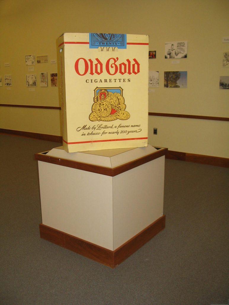 UAB Cartoonists Exhibit Photo 4